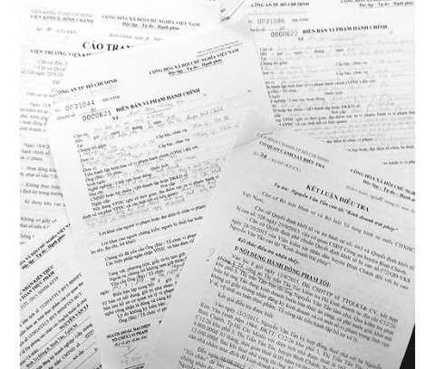 Hồ sơ vụ án quán Xin Chào