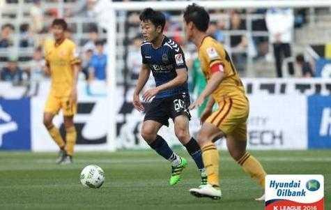 Xuân Trường đi vào lịch sử K-League