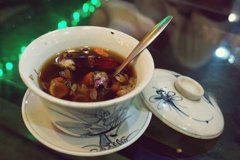 Một tách trà đạo mang tên Yên Hoa Cát Tường tại Yên Hoa Trà