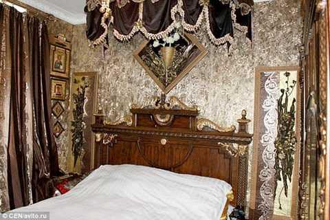 Giường ngủ như lâu đài
