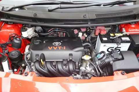 Động cơ của của xe vẫn là loại máy xăng 4   xy-lanh, Dual VVT-i, dung tích 1,2 lít, sản sinh công suất tối đa 86 mã   lực tại vòng tua máy 6.000 vòng/phút và mô-men xoắn cực đại 108 Nm tại   vòng tua máy 4.000 vòng/phút. Động cơ kết hợp với hộp số tự động Super   CVT-i.