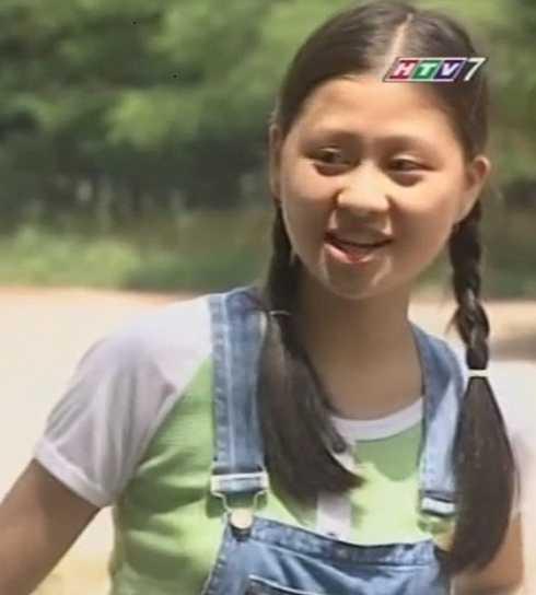 Thu Trang đảm nhận vai Tuyết