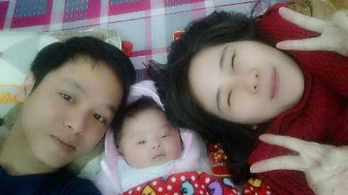 Tuấn Long đã kết hôn và có một thiên thần nhỏ