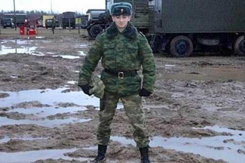 Đặc nhiệm Nga Prokhorenko