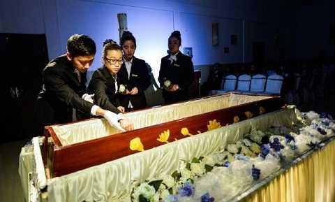 Đám tang giả đang trở thành một xu hướng ở Trung Quốc