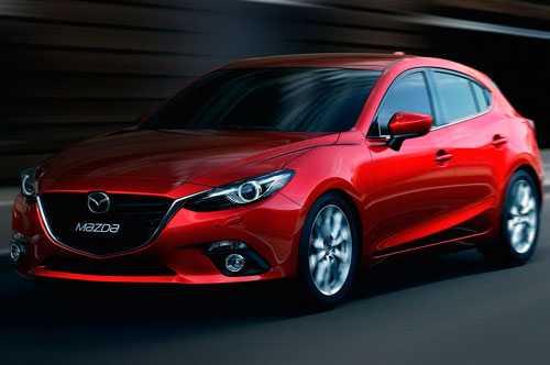 2. Mazda3 5 cửa (18.545 USD - khoảng 412,81 triệu đồng).
