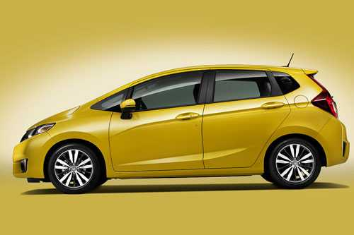 7. Honda Fit (15.525 USD - khoảng 345,59 triệu đồng).