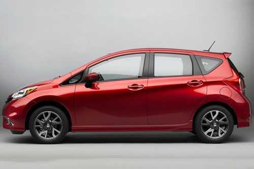 8. Nissan Versa Note (15.990 USD - khoảng 355,94 triệu đồng).