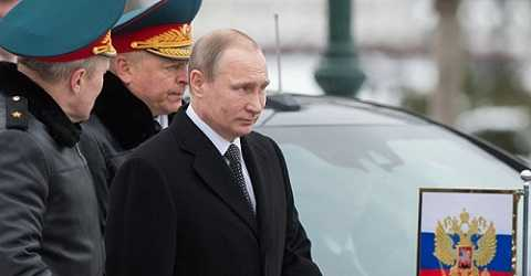 Theo Điện Kremlin, Tổng thống Nga Putin và gia đình đang là đích nhắm của các cuộc