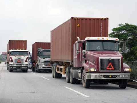 Nhiều giang hồ Hải Phòng núp bóng các doanh nghiệp vận tải để làm ăn phi pháp