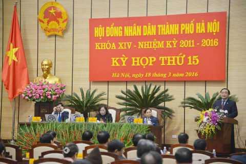 Tại kỳ họp thứ 15 HĐND TP Hà Nội, các ông Nguyễn Thế Hùng, Ngô Văn Qúy và Nguyễn Doãn Toản đã được bầu làm Phó Chủ tịch UBND TP Hà Nội.