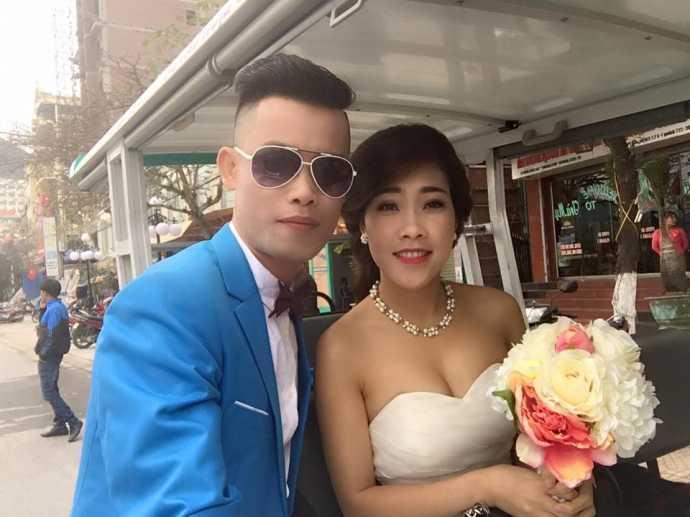 Được biết, Hiệp Gà và bạn gái đang đi chụp ảnh cưới ở Cát Bà - Hải Phòng để chuẩn bị cho lễ cưới chính thức vào tháng tư tới.