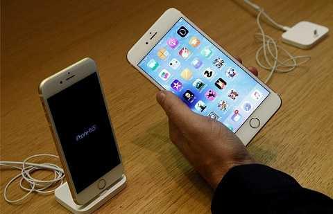 iPhone 6S và 6S Plus được người dùng ưa chuộng