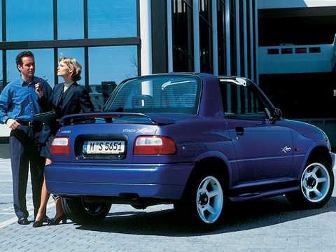 Suzuki X90 - Chiếc mini SUV từng thất bại về doanh số