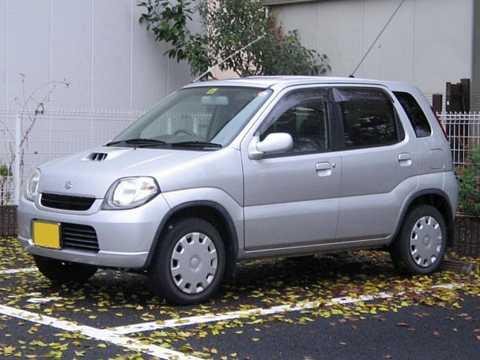 Suzuki Kei - một chiếc mini SUV đô thị của Suzuki