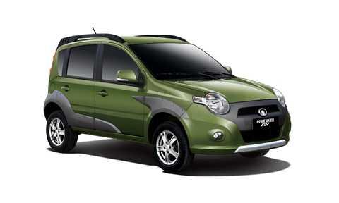 Hover M1 - mini SUV của hãng xe Trường Thành (Trung Quốc)