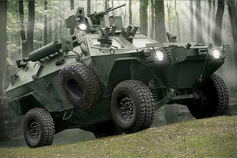 Otokar Cobra - Chiến xa bọc thép đa nhiệm hạng nhẹ với nhiều ưu việt của quân đội Thổ Nhĩ Kỳ