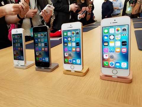 Phiên bản 64GB thường đắt hơn phiên bản iPhone 16GB 100 USD