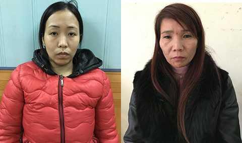 Trong đường dây ma túy liên tỉnh có 2 nữ quái vừa bị bắt