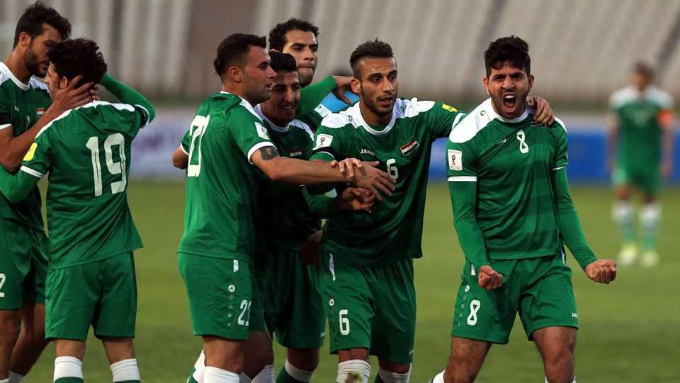 Niềm vui của Iraq