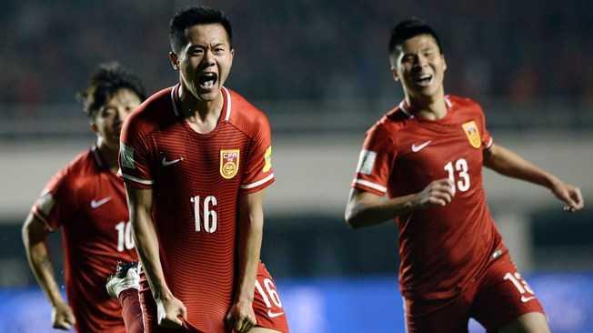Trung Quốc thắng trận đầy bất ngờ