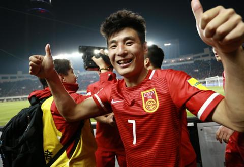 Trung Quốc may mắn đi tiếp ở vòng loại World Cup 2018