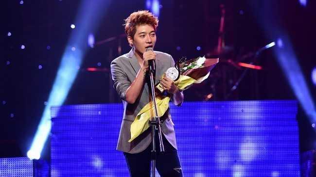 Nhạc sĩ trẻ Châu Đăng Khoa.