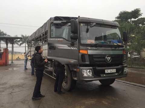 Cục Đăng kiểm cho biết sẽ tạm ngừng cấp phôi giấy chứng nhận đăng kiểm cho dòng xe tải đang bị khách hàng khiếu nại về tự trọng tiêu chuẩn