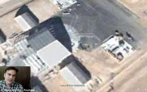 Cũng tại khu vực Area 51, vào năm 1989,   một tài liệu bảo mật ghi lại cho thấy, nơi này từng xuất hiện chiếc phi   thuyền của người sao Hỏa. Tài liệu này dấy lên một nghi ngờ rằng, liệu   đây có phải tiếp tục là một UFO thực sự? Nguồn ảnh: Dailymail