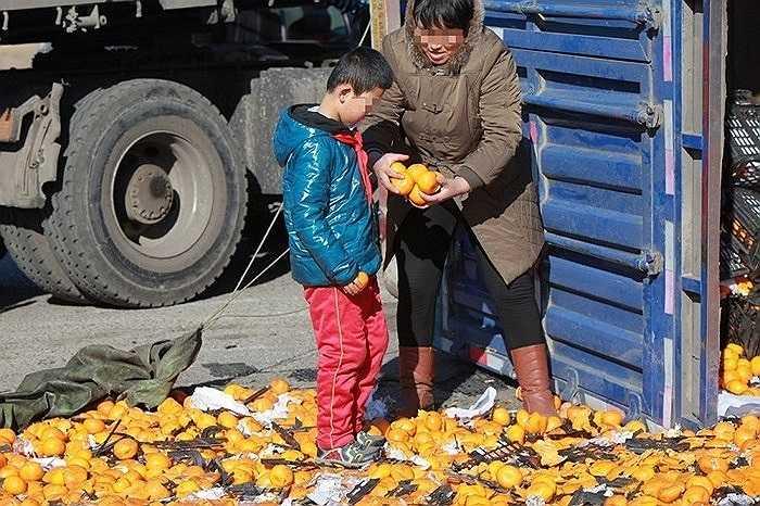 Nạn hôi của ở Trung Quốc