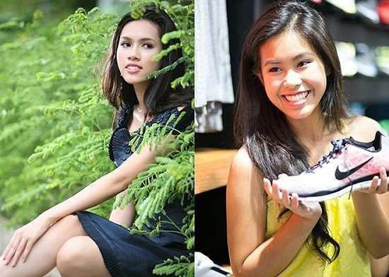 So với các trường hợp giống nhau trong showbiz Việt, Khả Ngân và Hoa hậu Đặng Thu Thảo được nhận xét là giống nhất.