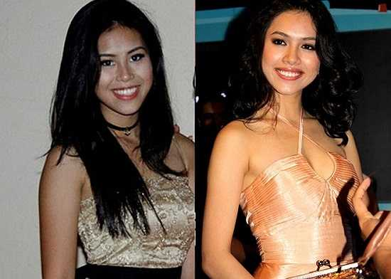 Ngay từ khi lộ diện trong tiệc cưới hoành tráng của anh trai Louis Nguyễn và Tăng Thanh Hà, cô gái 16 tuổi Thảo Tiên đã được mọi người chú ý vì sở hữu gương mặt xinh xắn và có nhiều nét giống Á hậu Hoàng My.