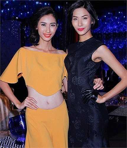 Ngay từ khi xuất hiện tại vòng casting Vietnam's Next Top Model 2013 tại khu vực phía Nam, Nguyễn Hằng đã gây ấn tượng với giới truyền thông vì sở hữu gương mặt góc cạnh, cá tính và chiều cao nổi bật như Quán quân VNTM 2011 Hoàng Thùy.