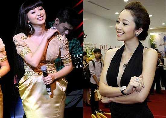 Trước đó, người đẹp Hoa hậu Việt Nam tại Mỹ 2005 Phạm Thiên Trang từng gây nhầm lẫn đối với nhiều người bởi gương mặt Á Đông nhang nhác HH Jennifer Phạm.