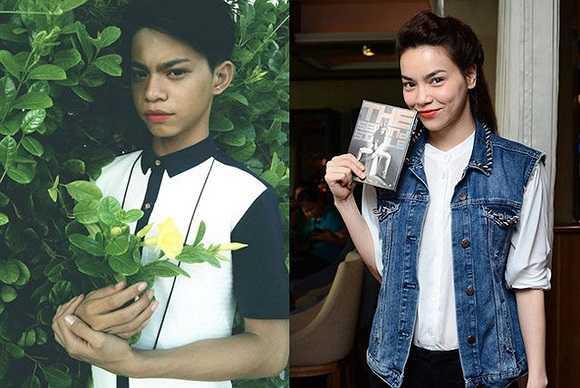 Mới đây nhất, 'cậu em trai' của Hà Hồ có nickname Alex Dương đang khiến cư dân mạng xôn xao vì có gương mặt khá giống 'người chị' nổi tiếng.