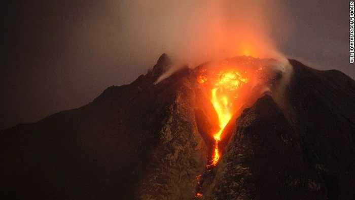 Núi lửa Sinabung được cho là sẽ còn phun trào dữ dội