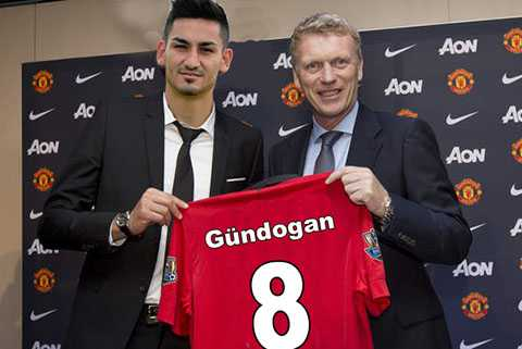 Man Utd đang ở khá gần Gundogan