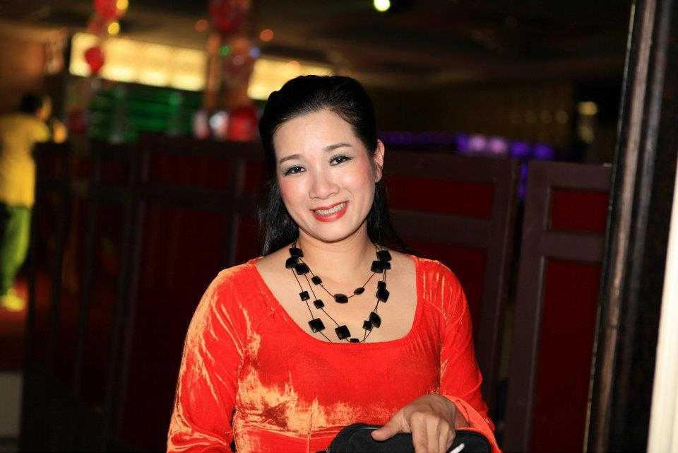 Thanh Thanh Hiền dè dặt nói về 'chồng mới' - 11