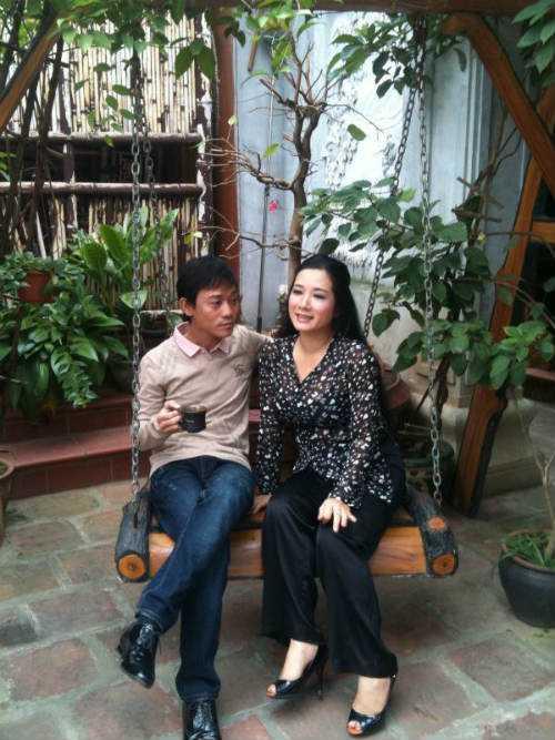 Thanh Thanh Hiền dè dặt nói về 'chồng mới' - 3