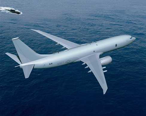 P-8 Poisedon của Hải quân Mỹ không phát hiện tung tích MH370