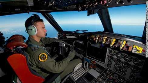 Phi công của không quân Australia