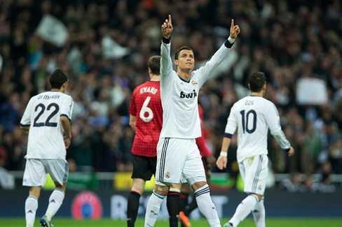 Năm ngoái, Ronaldo đã có được chiến thắng trong lần tái ngộ đội bóng cũ