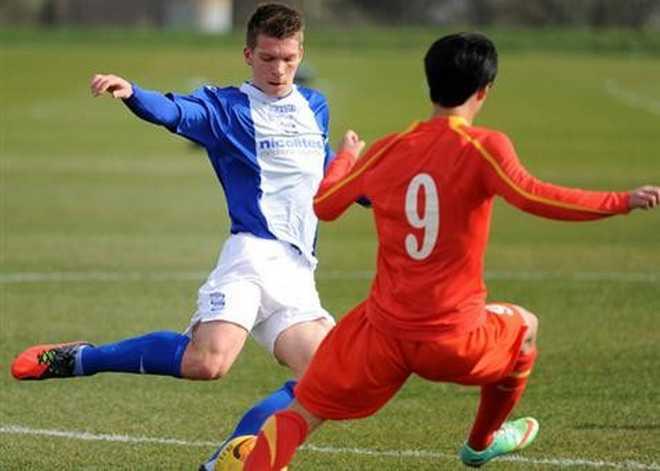 U19 Việt Nam thua trận thứ 2 trên đất Anh