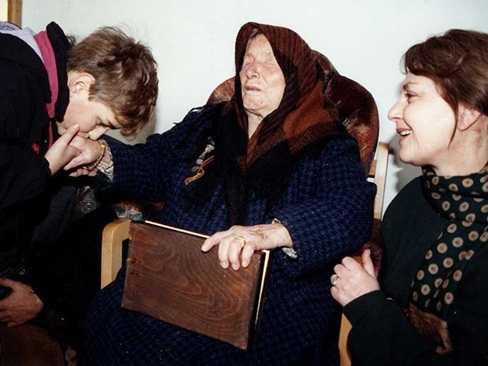 Nhà tiên tri mù Vanga từng dự đoán Crưm sẽ gia nhập Liên bang Nga