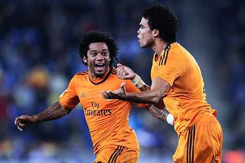Pepe chơi ngày càng chững chạc mùa này