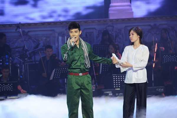 Nathan Lee hát ca khúc Tình em