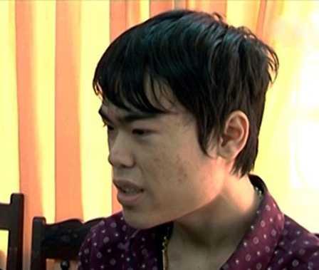 """Ngô Đình Sơn, người bịa đặtchuyện """"dùng súng bắn chết 2 người""""."""