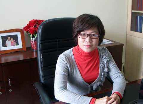 Luật sư Chu Thị Trang Vân