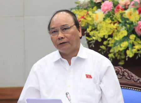Phó Thủ tướng Chính phủ Nguyễn Xuân Phúc