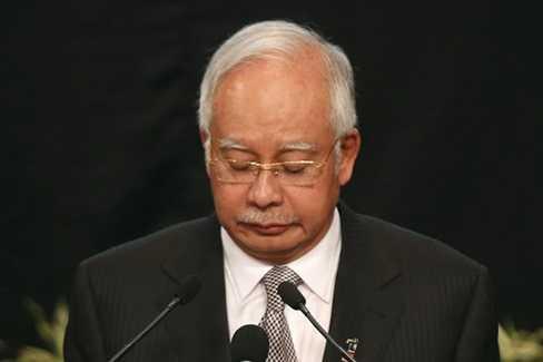 Thủ tướng Malaysia nói MH370 đã gặp nạn ở Ấn Độ Dương